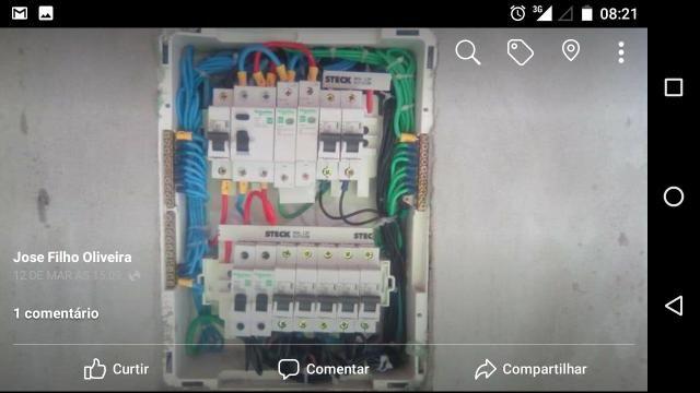Eletricista industrial e predial - Foto 6