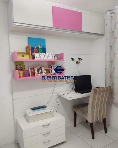 Apartamento à venda com 2 dormitórios em Villaggio laranjeiras, Serra cod:AP00077 - Foto 7