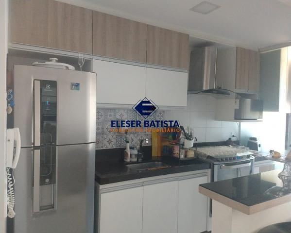 Apartamento à venda com 2 dormitórios em Villaggio laranjeiras, Serra cod:AP00077 - Foto 4