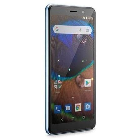 Celular Smartphone Multilaser MS50X, 16GB, 8MP, Tela 5.5´, Azul P9075 NB733 - Foto 3