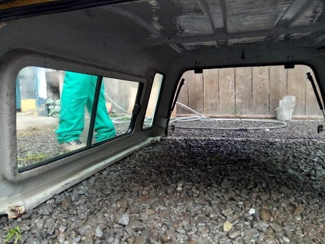 Capota de fibra da Strada cs até o ano 2013 - Foto 5