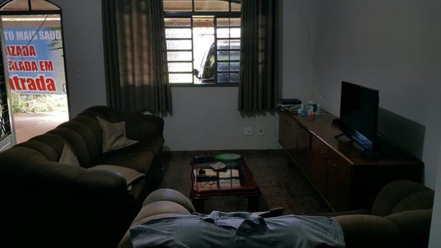 Casa simples 2quartos lote 500m2 rua 12 vazado via estrutural - Foto 9