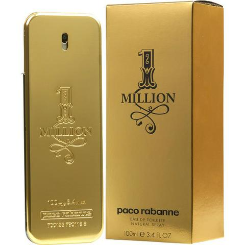 98c75364b Perfume 1 Million Paco Rabanne 100ml. Original e lacrado - Beleza e ...