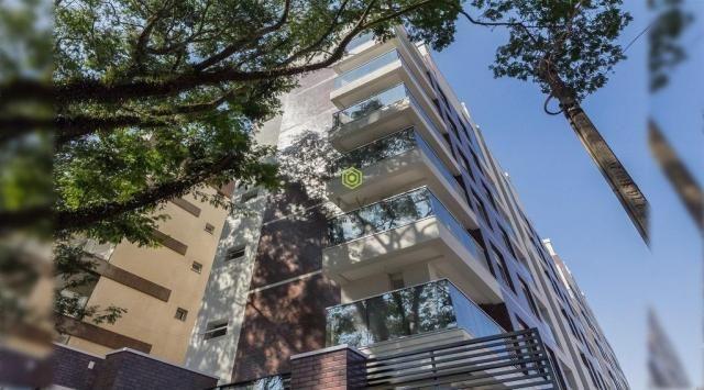 Apartamento com 3 dormitórios à venda, 86 m² por R$ 595.000,00 - São Francisco - Curitiba/ - Foto 2