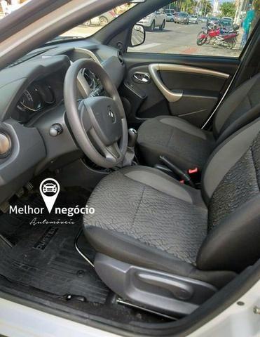 Renault Duster 1.6 Expression 16v Flex Branca - Foto 9