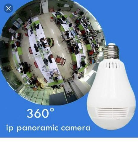Menor preço da OLX só hoje lâmpada câmera SPIAN - Foto 4