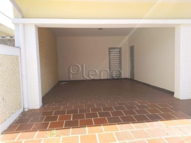 Casa para alugar com 3 dormitórios em Jardim novo campos elíseos, Campinas cod:CA015222 - Foto 3