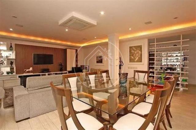 Apartamento à venda com 4 dormitórios em Laranjeiras, Rio de janeiro cod:858138 - Foto 14