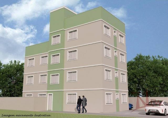 Apartamento 02 quartos em Colombo/PR - Foto 3
