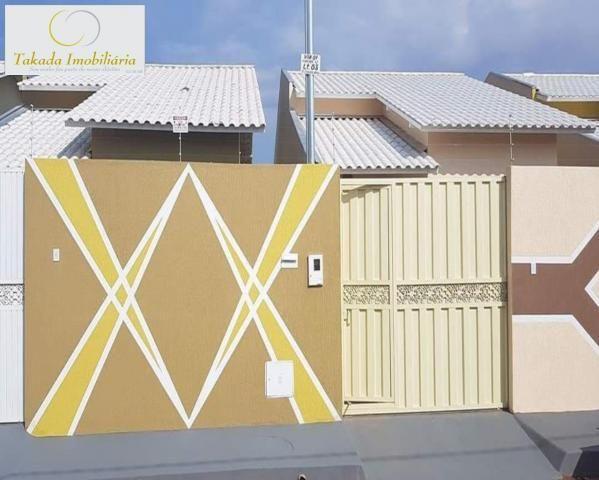 Casa à venda com 3 dormitórios em Chácaras do abreu, Formosa cod:CA00005 - Foto 3