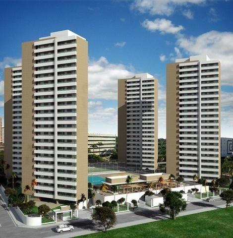 AP1502 Condomínio Las Palmas, Parque Del Sol, apartamento com 3 quartos, 2 vagas, lazer