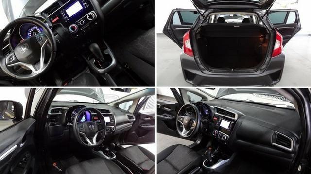 Honda Fit 1.5 16v EX AT (Flex) - Foto 12
