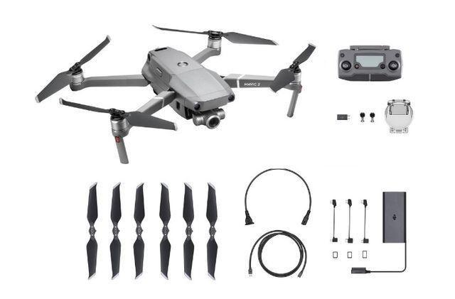 Drone Dji Mavic 2 Zoom Homologado Pela Anatel Com 1 Ano de Garantia - Foto 6