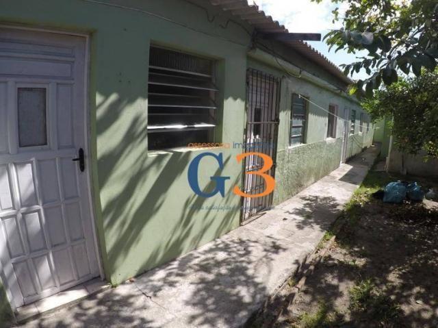 Casa com 1 dormitório para alugar, 30 m² por R$ 450/mês - Centro - Rio Grande/RS - Foto 5