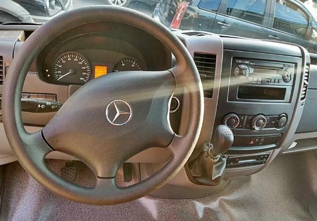 Van Mercedes Benz Sprinter 415 18 lugar