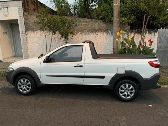 Pick-up Fiat Strada Working Hard