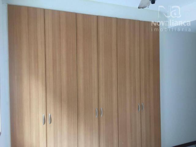 Apartamento com 3 quartos para alugar, 110 m² por R$ 1.200/mês - Praia da Costa - Vila Vel - Foto 7