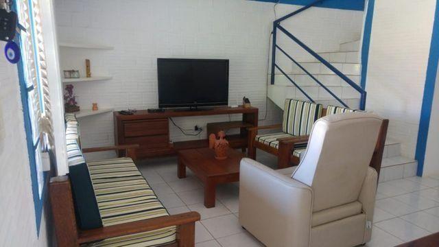 Itapuama - Alugo casa em condomínio, beira-mar, Praia de Itapuama - Foto 5