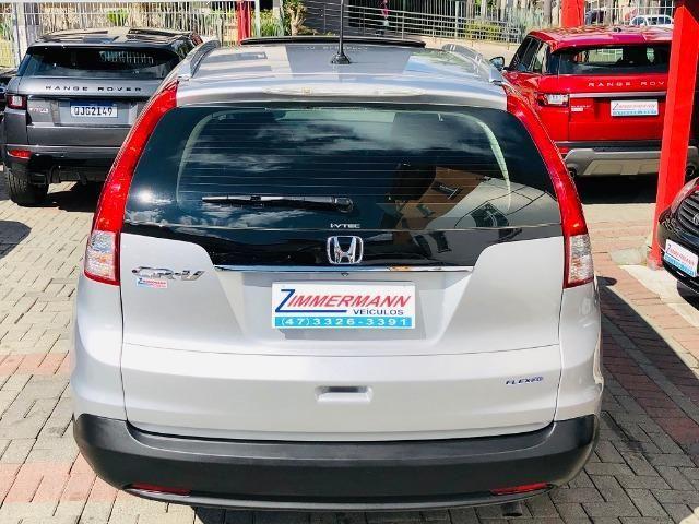 Honda Cr-v exl 4x4 automática 2014 top de linha - Foto 7