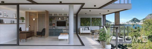 Cobertura com 4 dormitórios à venda, 337 m² por R$ 8.848.000,00 - Lagoa - Rio de Janeiro/R - Foto 16