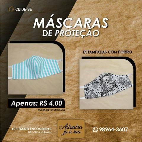 Máscaras de Proteção Covid 19 - Foto 5