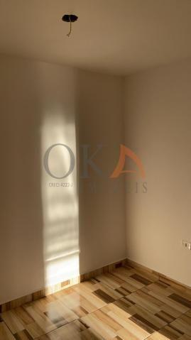 Casa de 02 Dormitórios no Campo de Santana é na OKA Imóveis - Foto 8