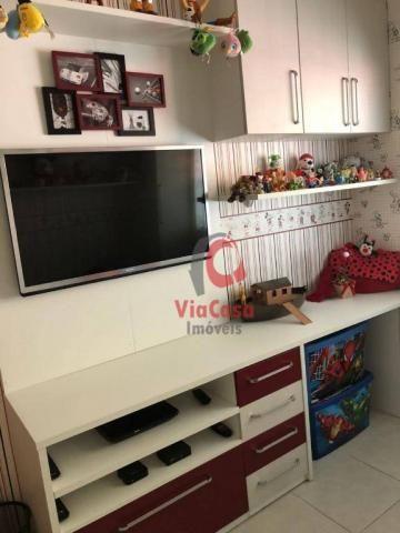 Apartamento com 4 dormitórios à venda, 124 m² por R$ 790.000,00 - Costazul - Rio das Ostra - Foto 20