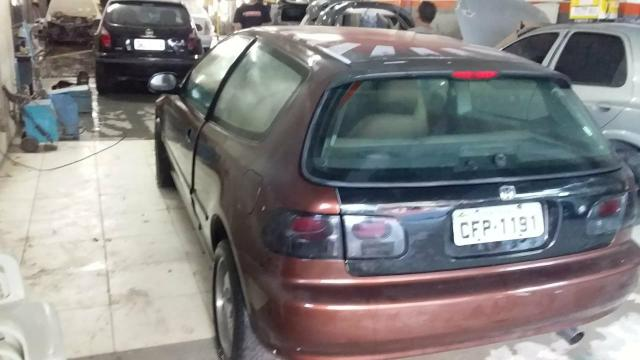 Vendo Honda Dx - Foto 6