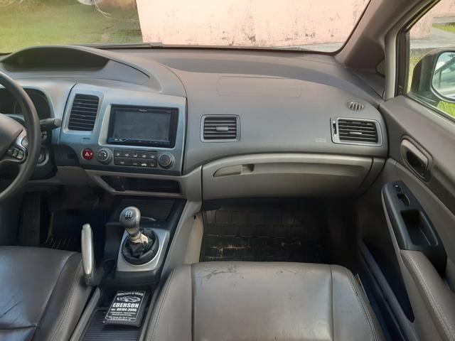 Honda Civic LXS 2010 QUITADO/AC TROCA - Foto 5