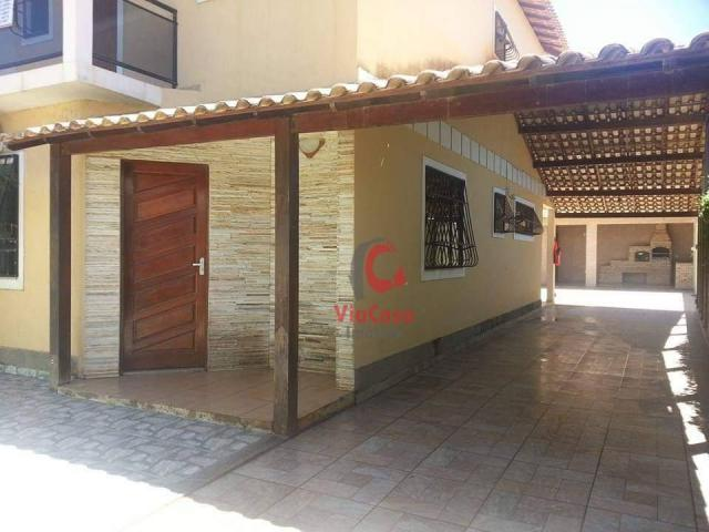 Casa duplex com ampla área externa 3 quartos com área gourmet no Village - Foto 5