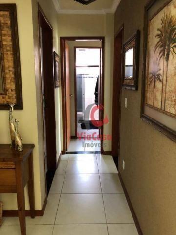 Apartamento com 4 dormitórios à venda, 124 m² por R$ 790.000,00 - Costazul - Rio das Ostra - Foto 9