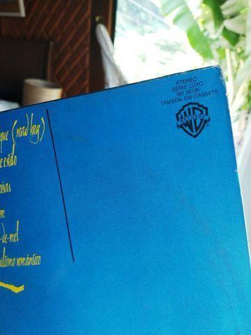 LP Vinil Lulu Santos - Tudo Azul - com encarte - Foto 6