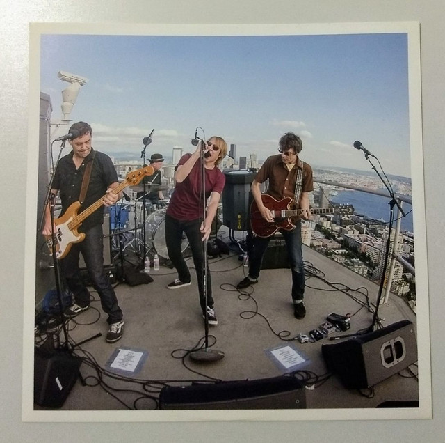 Lp Mudhoney - Live On Top Of The Space Needle - Foto 3