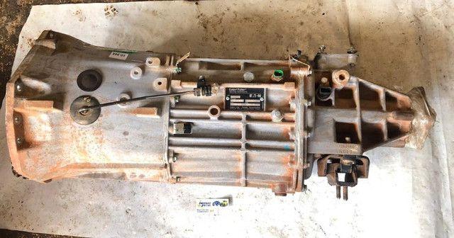 Caixa Câmbio Manual Nova S10 2.4 Flex 4x2 2012 Base Troca #10344