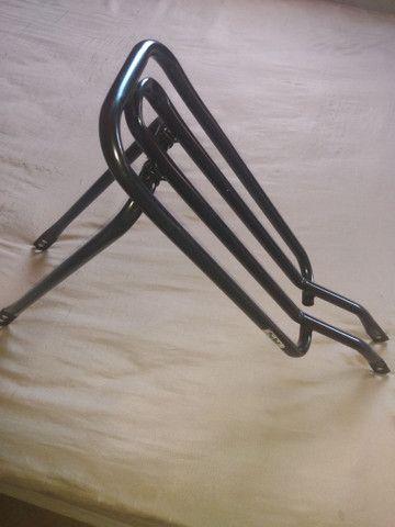 Garupa de bicicleta adulto novo - Foto 3