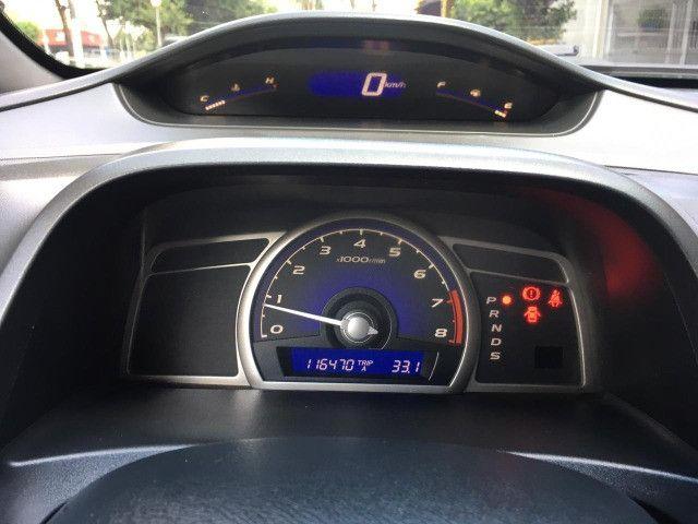 Civic Exs 1.8 16V i-Vtec Aut. Flex 2011 **Super Conservado** - Foto 4
