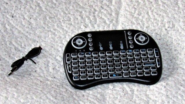 Promoção Mini Keyboard Tv smart - Foto 4