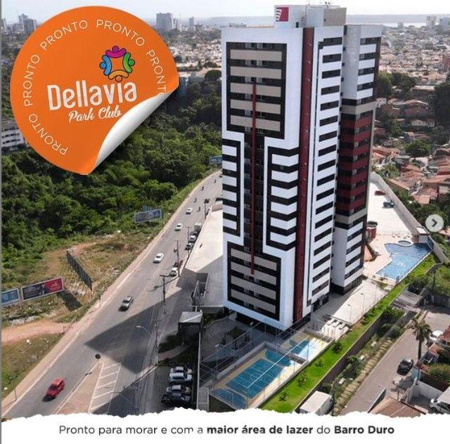 Dellavia Park Club - Apartamentos com 2 e 3/4 - Condições Especial