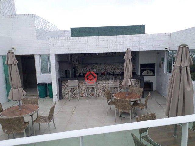 Apartamento com 2 dormitórios à venda, 56 m² por R$ 255.000,00 - Castelo Branco - João Pes - Foto 18