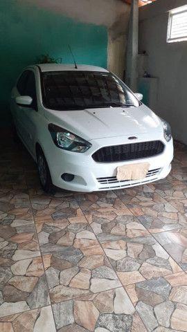 Ford ka 1.0 2017 impecável