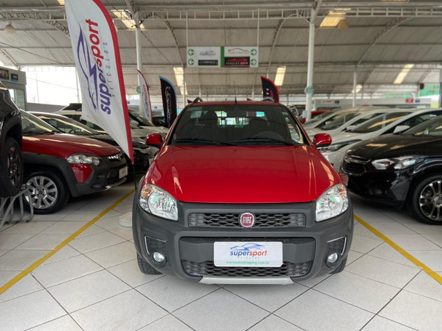Fiat Strada CD 1.4 2018 3 Portas !!  - Foto 2