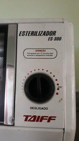 Estufa Esterilizadora Manicure, forninho - Foto 3