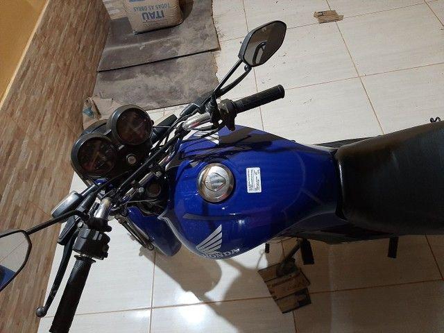 Troco essa moto fan 125. 2012-2013 - Foto 4