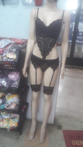 Conjunto lingerie sex