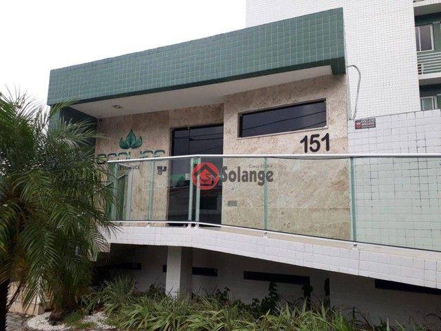 Apartamento com 2 dormitórios à venda, 56 m² por R$ 255.000,00 - Castelo Branco - João Pes - Foto 2