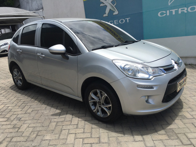 Citroen C3 Attraction 1.5 Flex manual 2016