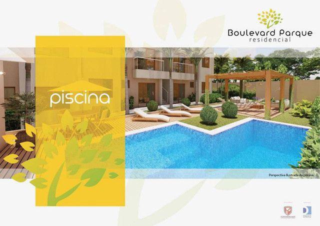 Apartamento para venda possui 59 metros com 2/4 Suíte e Varanda em Lauro de Freitas - BA - Foto 4