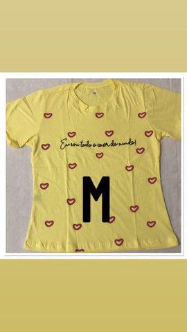 Promoção de T-shirt  - Foto 2