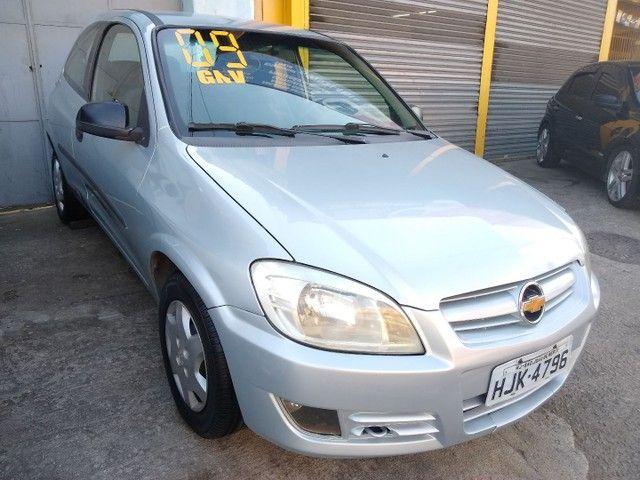 GM Celta Life 1.0, GNV, 2009, 10.900,00 - Foto 2
