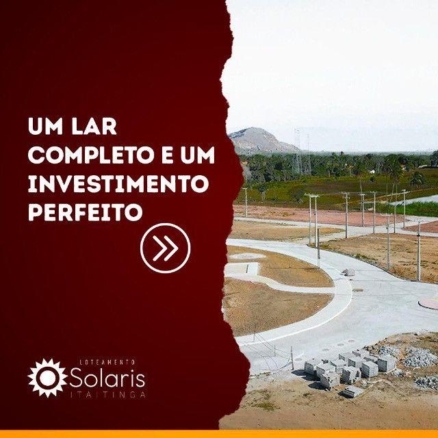 Loteamento Solaris em Itaitinga, construção liberada ! - Foto 10